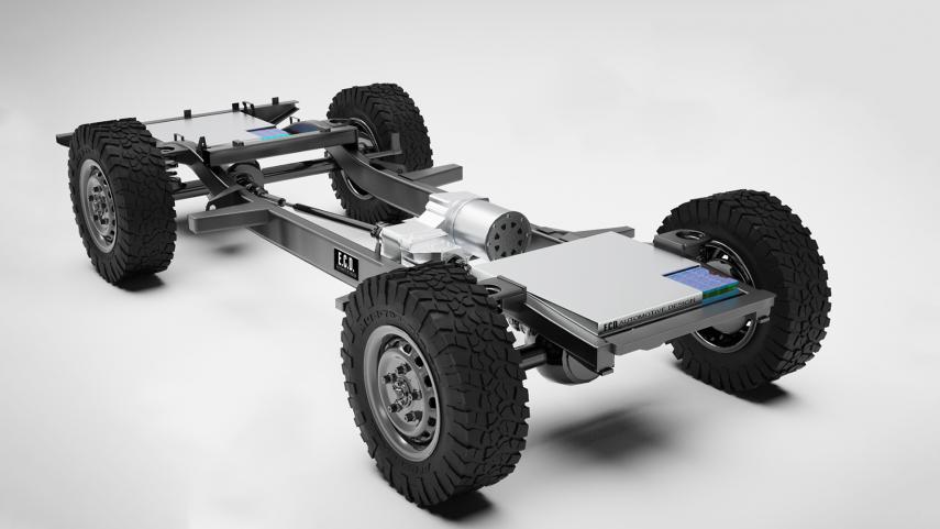 Electric Defender ECD 2020 10