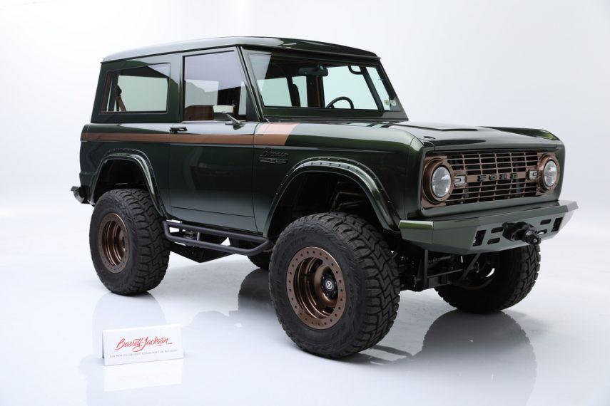 ¿Pagarías 195.250 dólares por un Ford Bronco de 1976?