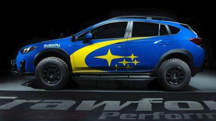 Subaru Crosstrek Overland 2