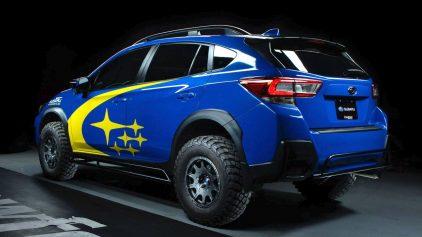 Subaru Crosstrek Overland 3