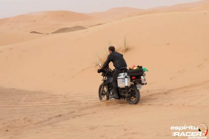 15 dias por Marruecos con Royal Enfield Himalayan 15