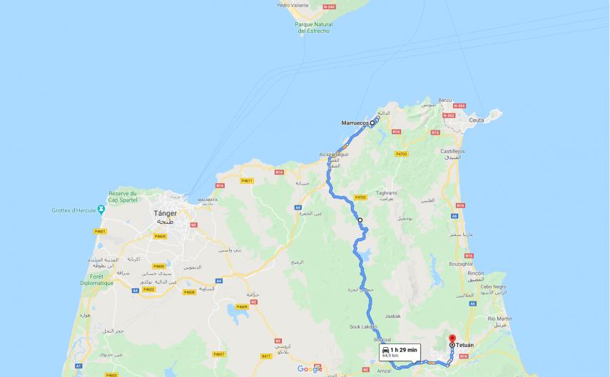 15 dias por marruecos con royal enfield himalayan 31