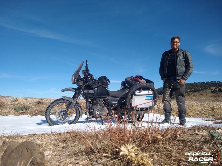 15 dias por Marruecos con Royal Enfield Himalayan 57