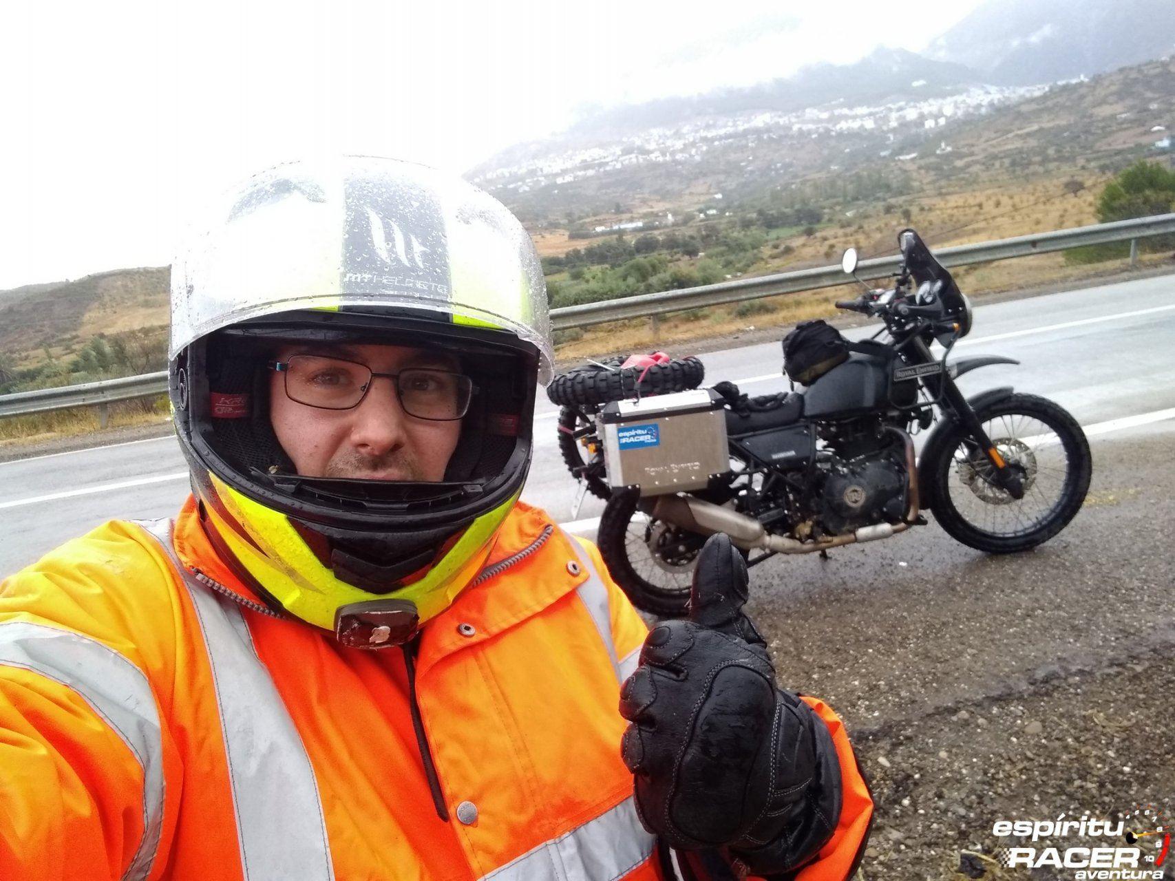 15 dias por Marruecos Royal Enfield Himalayan 11