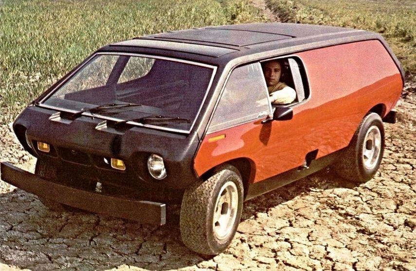 Brubaker Box, la furgoneta pensada para los surfistas californianos