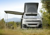 Citroen SpaceTourer by Tinkervan