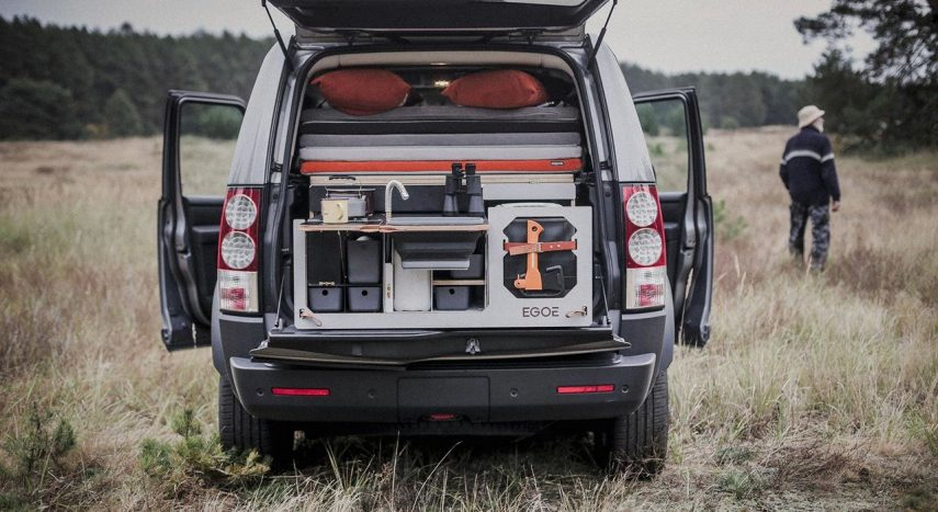 ¿Conoces los kits camper autoinstalables?