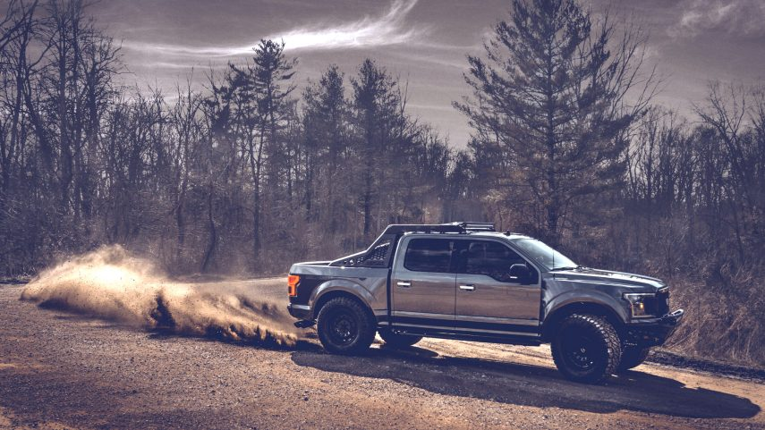 2020 Ford F-150 Raptor by Mil-Spec Automotive, preparado para el apocalipsis