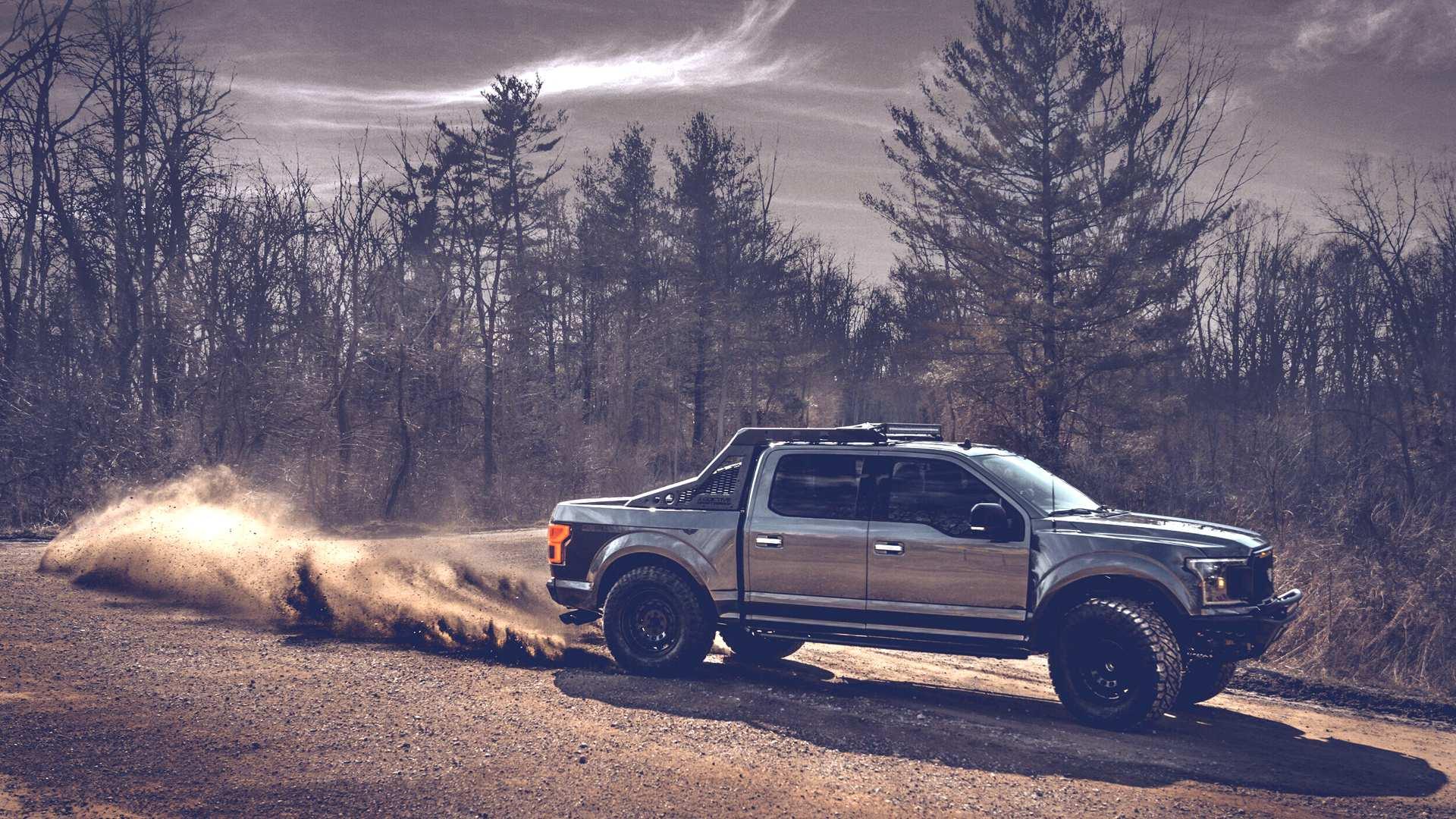 2020 Ford F-150 Raptor by Mil-Spec Automotive, preparado para el apocalipsis