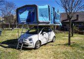 Gentletent GT Sky Loft Fiat 500