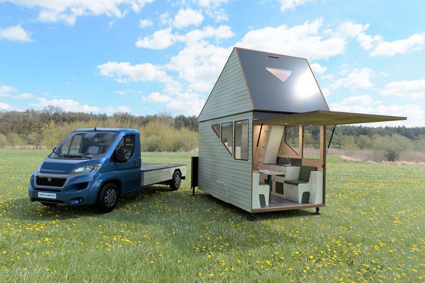 Haaks Campers presenta sus modelos de autocaravanas