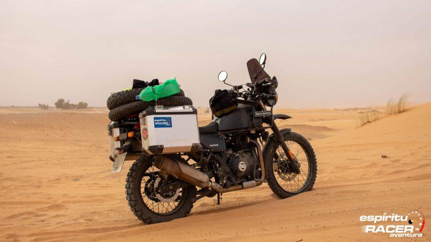 15 dias por Marruecos con Royal Enfield Himalayan 100