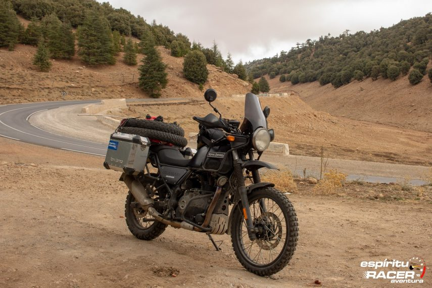 15 dias por Marruecos con Royal Enfield Himalayan 109