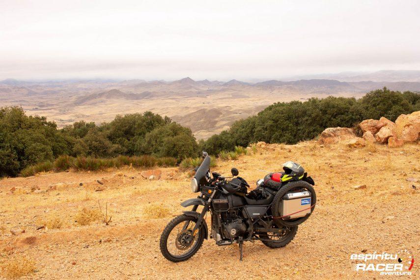 15 dias por Marruecos con Royal Enfield Himalayan 86