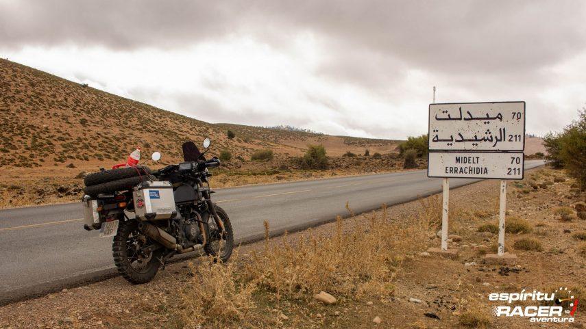 15 dias por Marruecos con Royal Enfield Himalayan 88