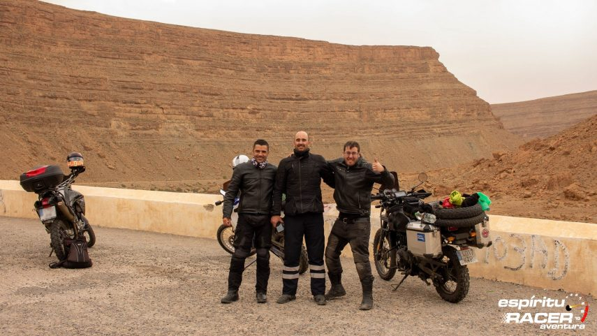 15 dias por Marruecos con Royal Enfield Himalayan 93