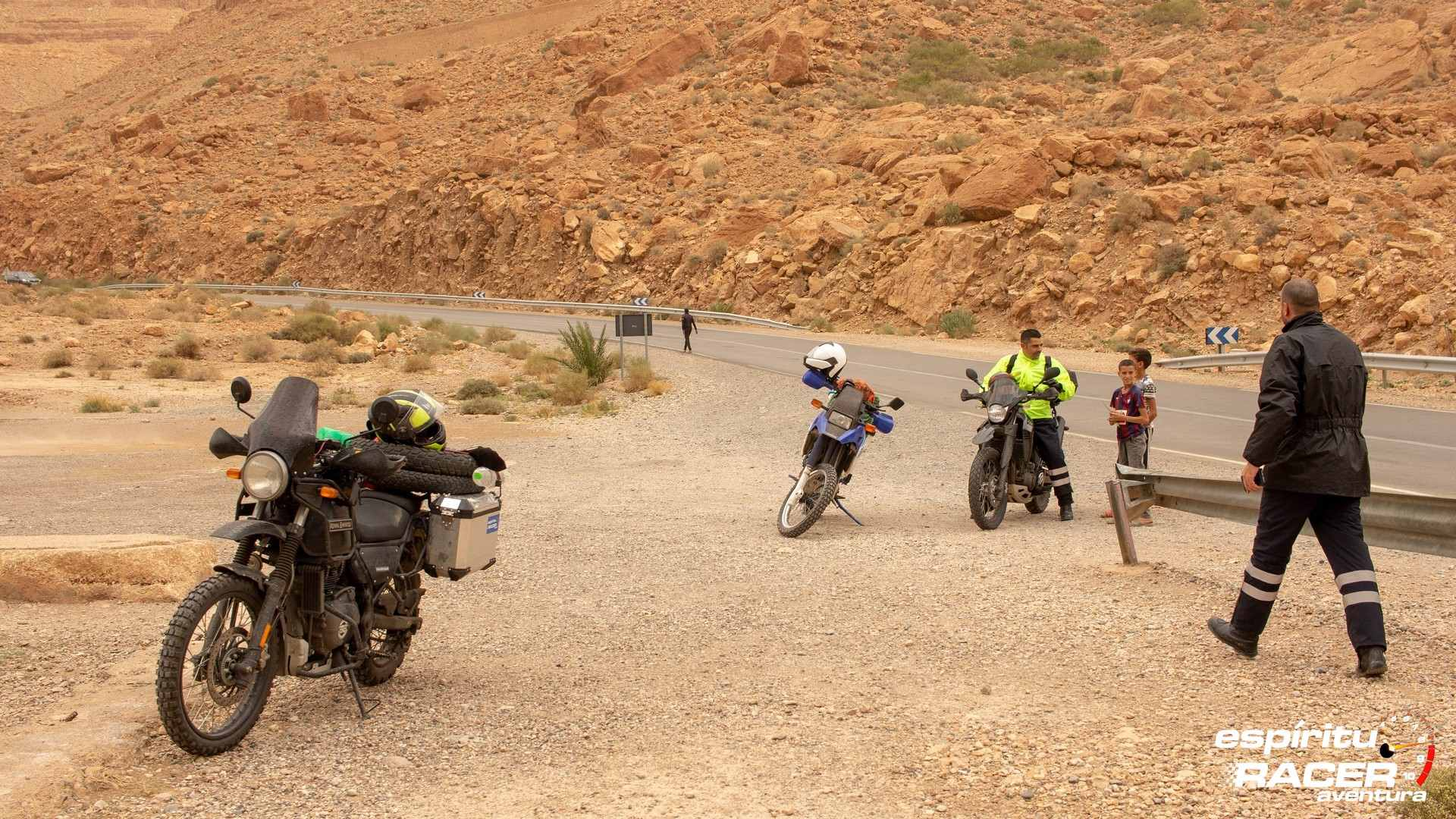 15 dias por Marruecos con Royal Enfield Himalayan 96