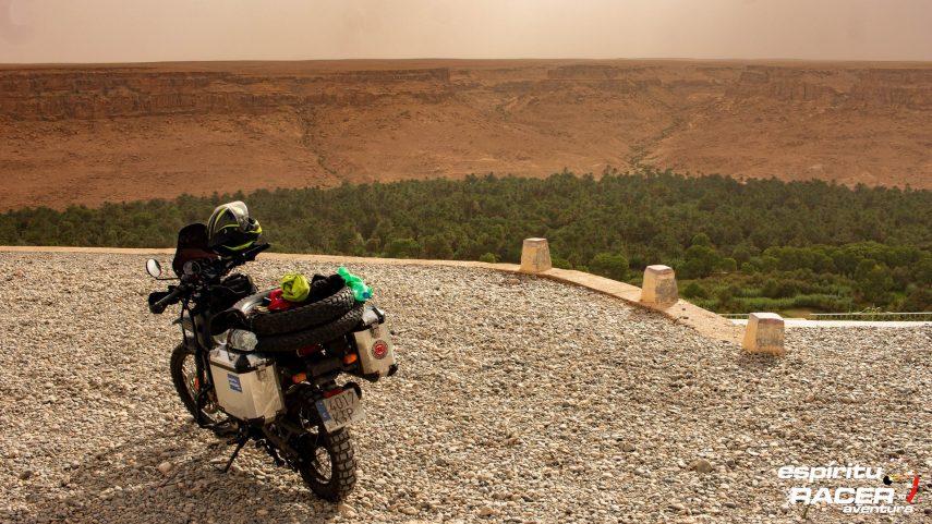 15 dias por Marruecos con Royal Enfield Himalayan 97
