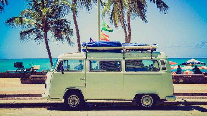 Vivir en una camper o autocaravana, ¿es posible?