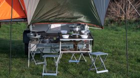 Elektrofrosch PRO Camping 11