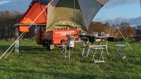 Elektrofrosch PRO Camping 32