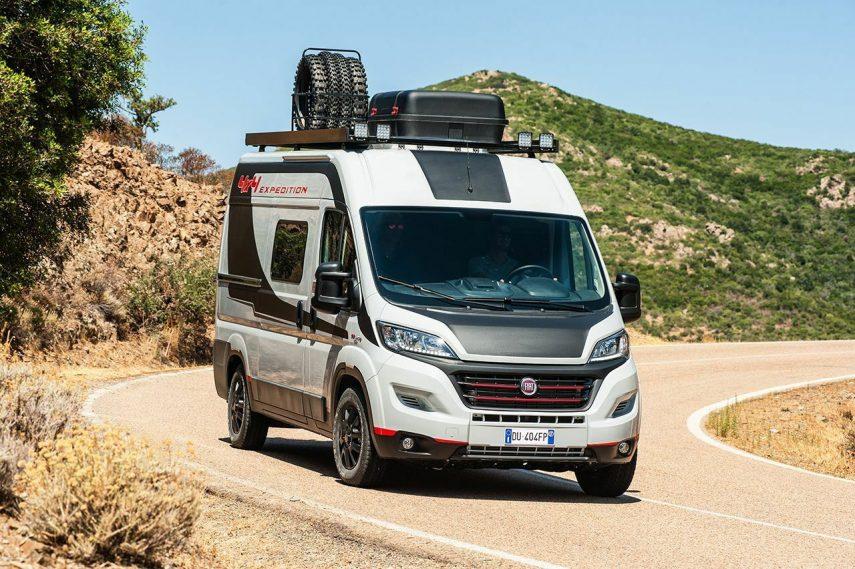 10 rutas por España para viajar con autocaravana