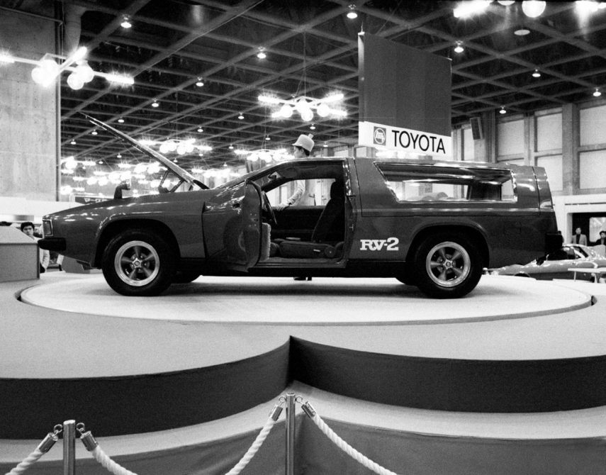 Toyota RV 2 Concept 2