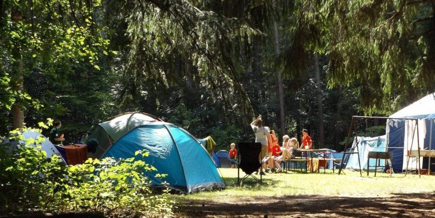 Camping Sacedon