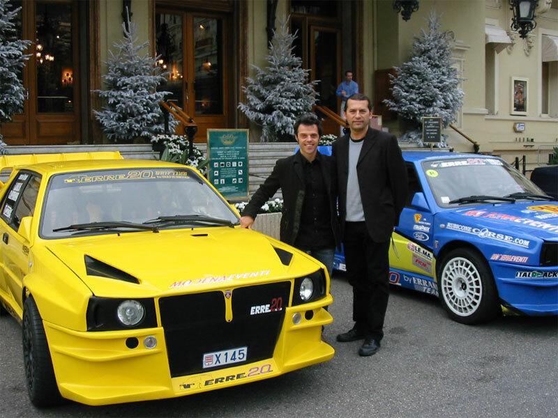 Lancia Delta ERRE20 Loris Capirossi