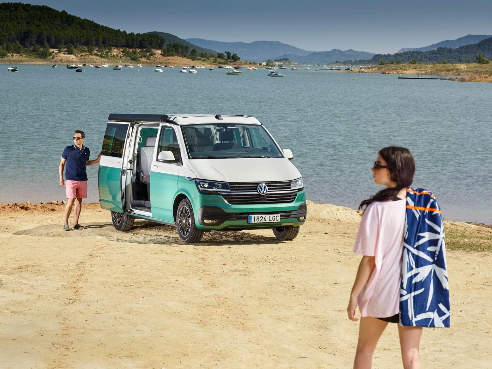 Volkswagen California 2020 58