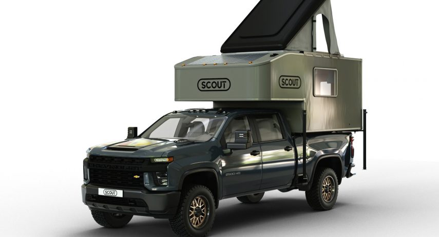 Scout Camper Kenai exterior