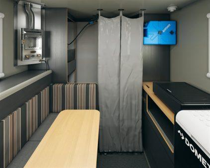 Scout Camper Kenai interior 3