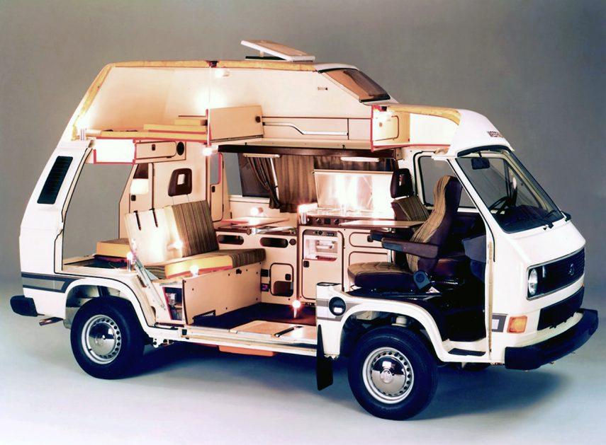 Cosas a tener en cuenta en la compra de una furgoneta para camperización