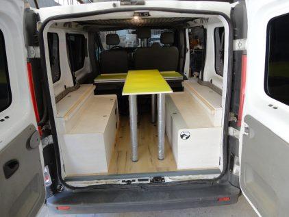 Kit Renault Trafic Gaseni