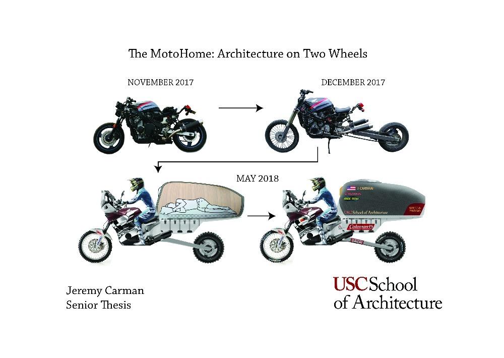motohome house dualsport motorcycle 2
