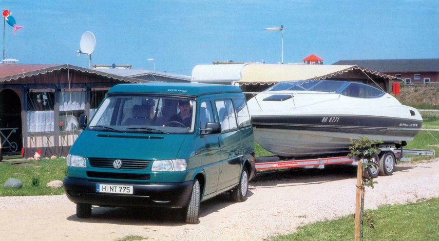 Volkswagen California Coach T4 1996
