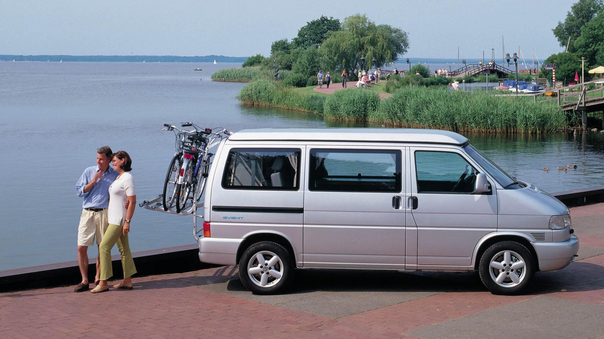 Volkswagen California Event T4 2001