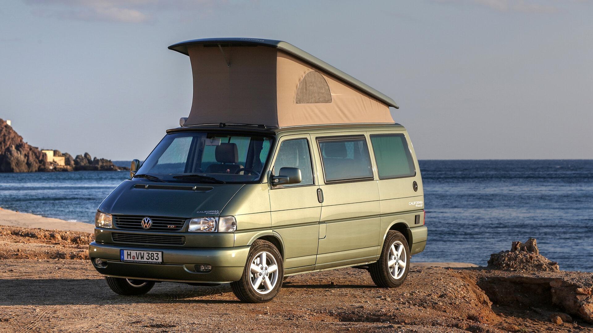 Volkswagen California Freestyle T4 2002