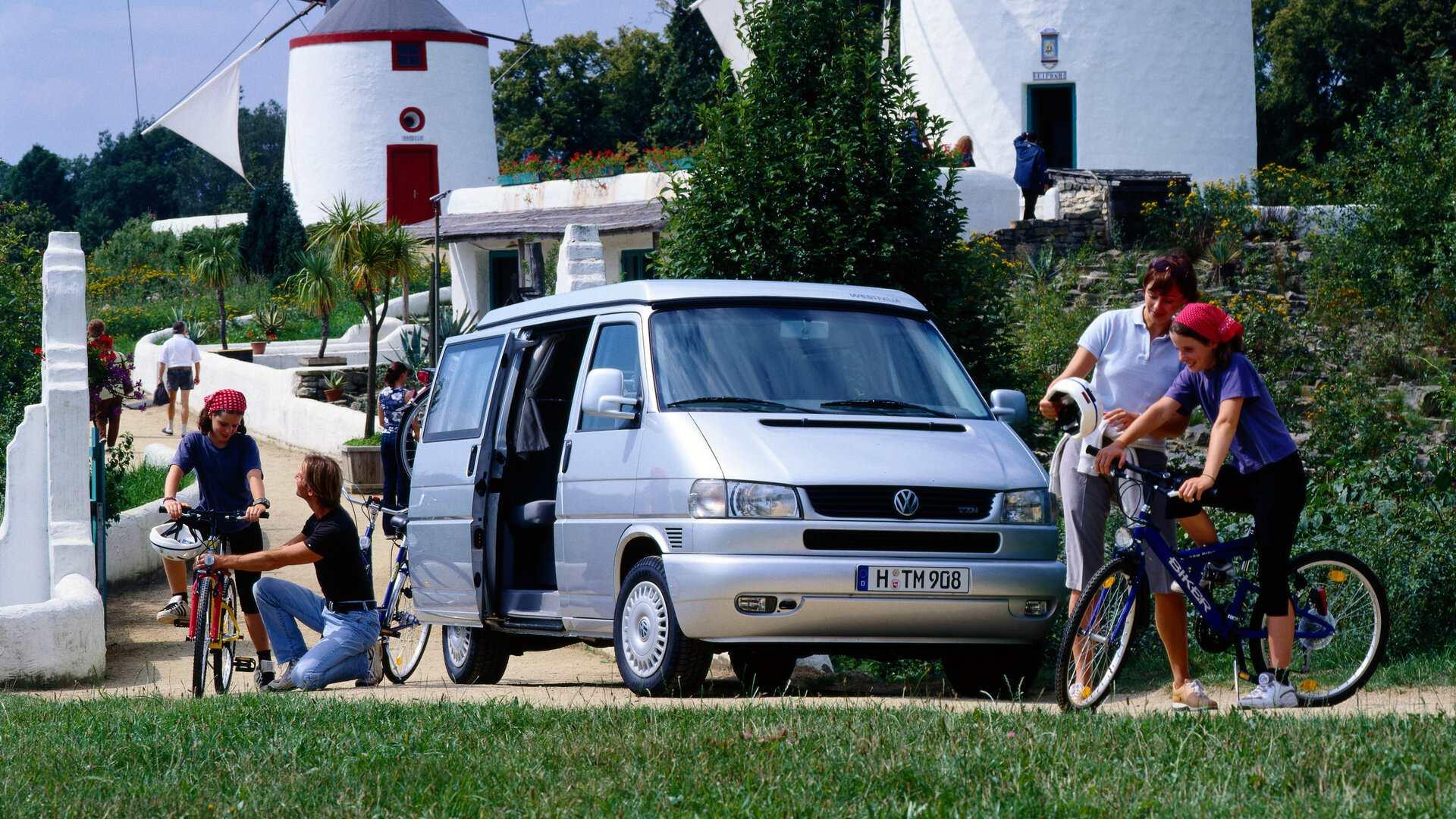 Volkswagen California Generation T4 2000
