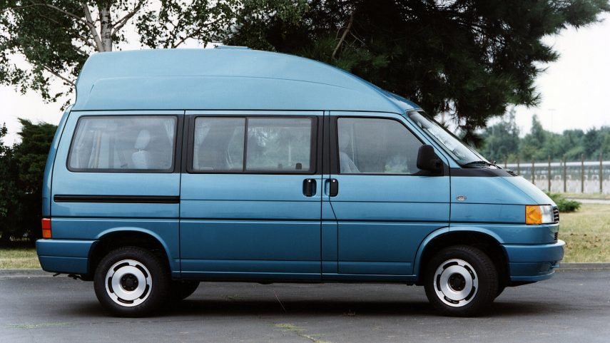 Volkswagen California Highway T4 1994 4