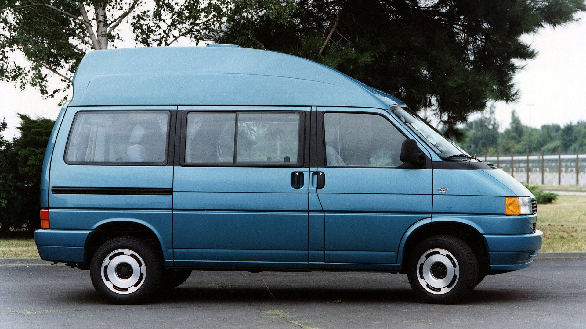 Volkswagen California Highway T4 1994 4