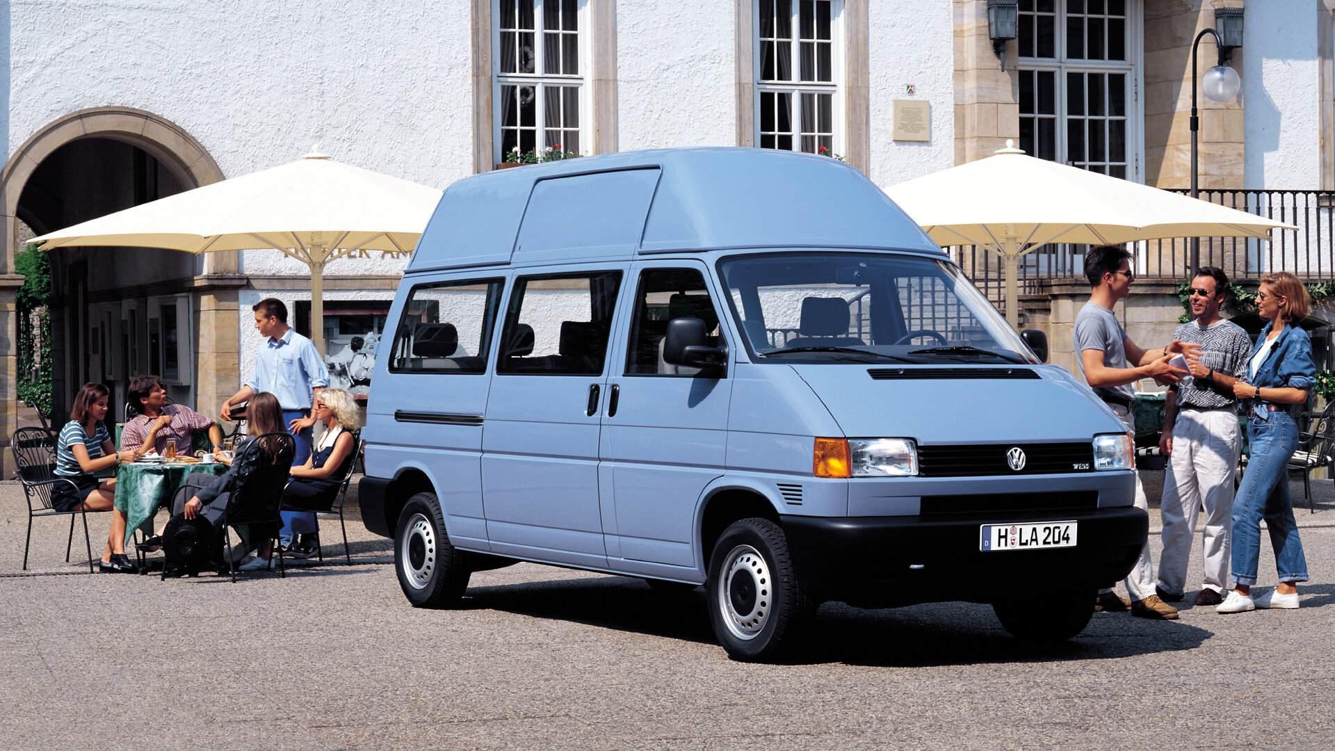 Volkswagen California (T4)