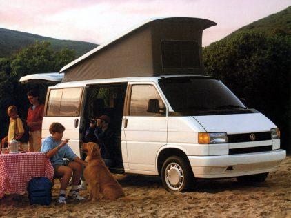 Volkswagen California T4 1990 2