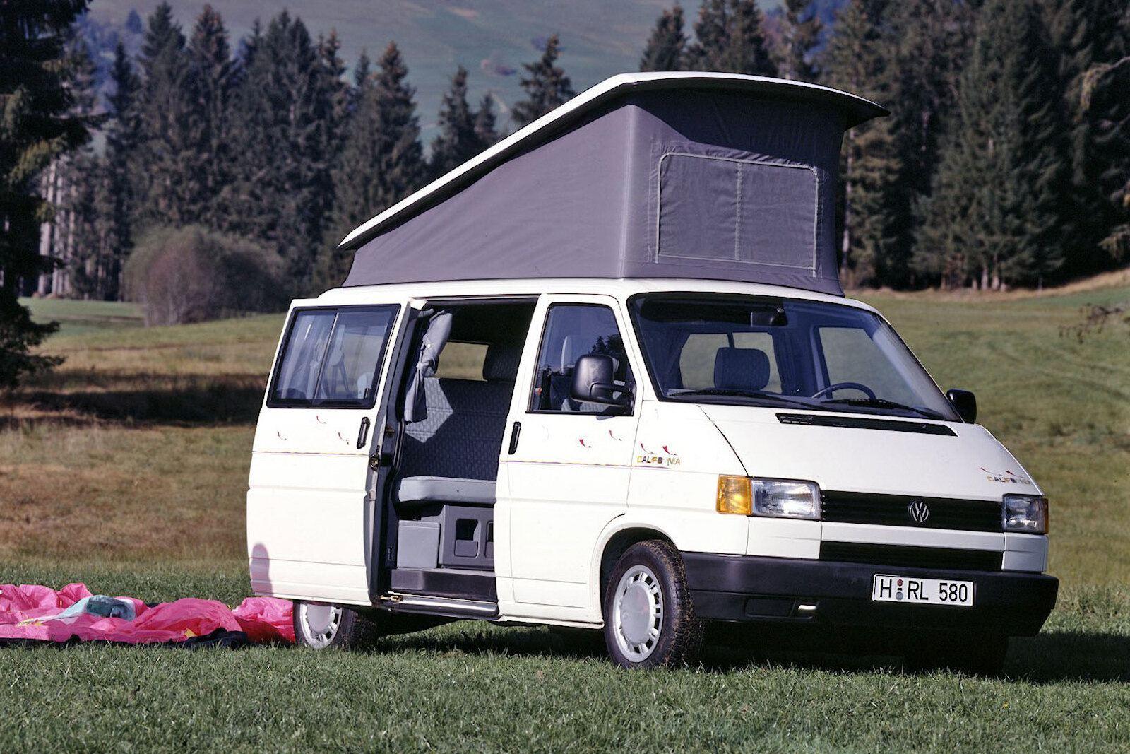Volkswagen California T4 1990 3