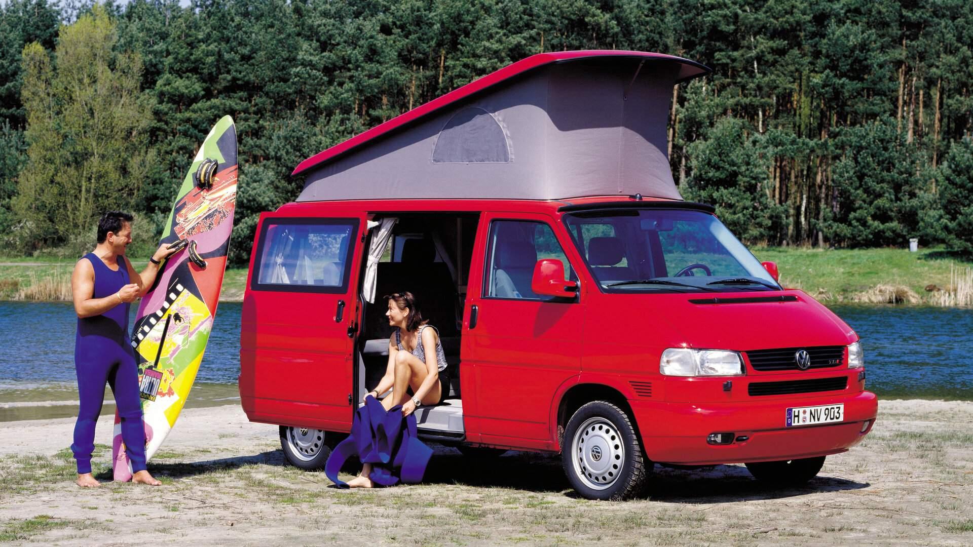 Volkswagen California T4 1996 1