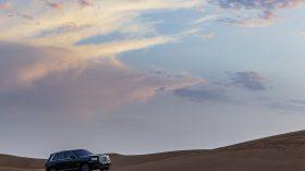 Rolls Royce Cullinan en desierto 14
