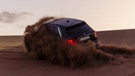 Rolls Royce Cullinan en desierto 16