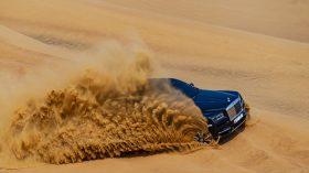 Rolls Royce Cullinan en desierto 18