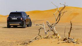 Rolls Royce Cullinan en desierto 22