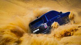 Rolls Royce Cullinan en desierto 28